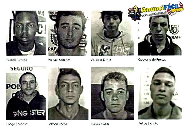 Resultado de imagem para Agente de cadeia pode ter facilitada fuga de presos em Santo Antônio da Platina
